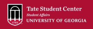 UGA TATE STUDENT CENTER LOGO